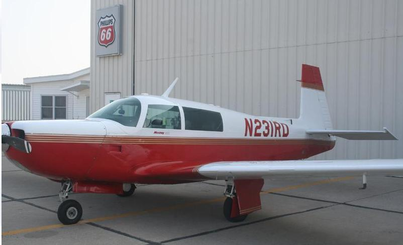 1980 MOONEY 231 M20K - Photo 1