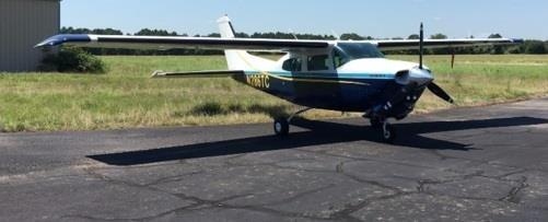 1986 CESSNA TURBO 210R Photo 2