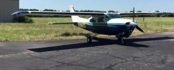 1986 CESSNA TURBO 210R - Photo 1