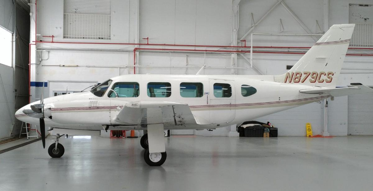 1977 PIPER NAVAJO C Photo 2