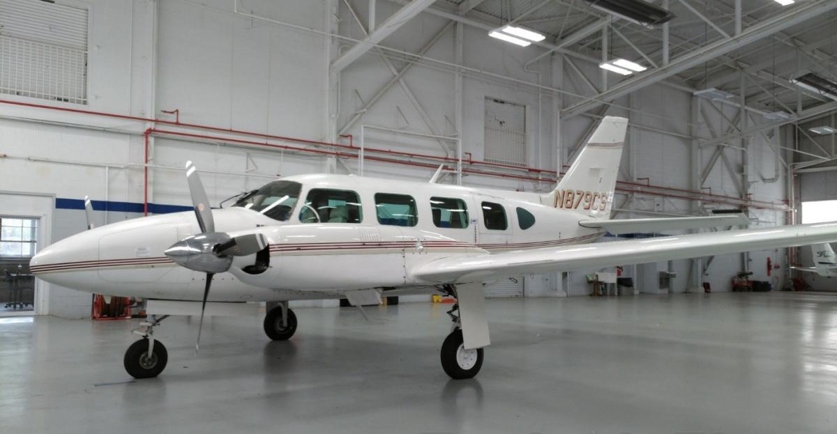 1977 PIPER NAVAJO C Photo 3