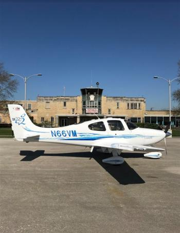 2005 CIRRUS SR22-G2 for sale