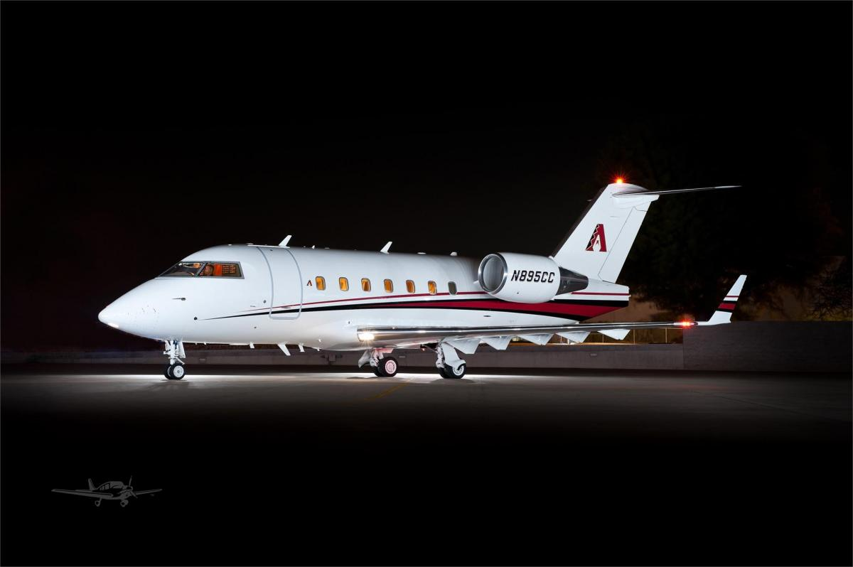 1995 BOMBARDIER/CHALLENGER 601-3R - Photo 1