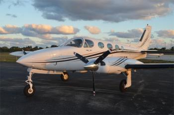 1976 CESSNA 340A  for sale