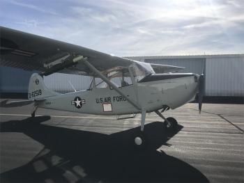 1959 CESSNA L19 305F BIRD DOG  for sale - AircraftDealer.com