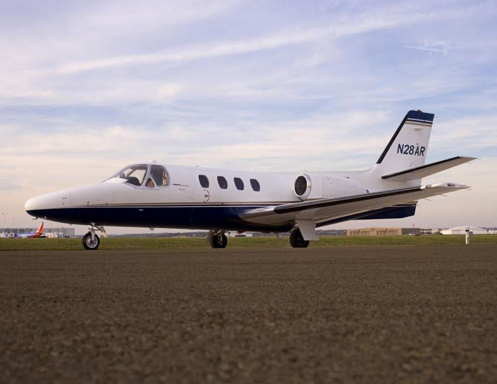 1972 CESSNA CITATION 500 - Photo 1