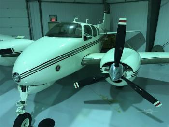 1957 BEECHCRAFT D50 TWIN BONANZA  for sale - AircraftDealer.com