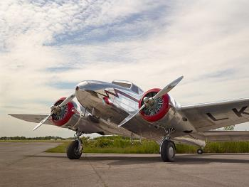 1937 Lockheed 12A