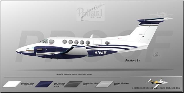 2004 BEECHCRAFT KING AIR B200  - Photo 1