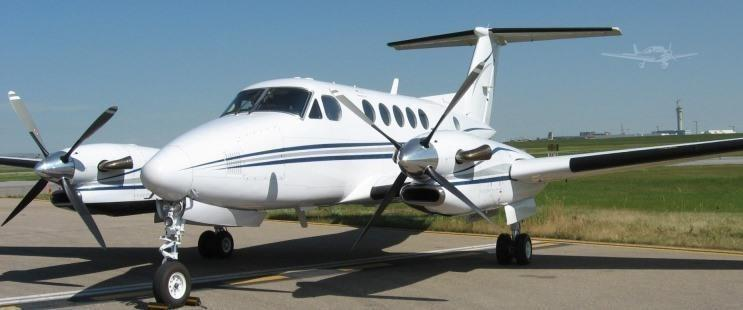 1985 BEECHCRAFT KING AIR 300  - Photo 1