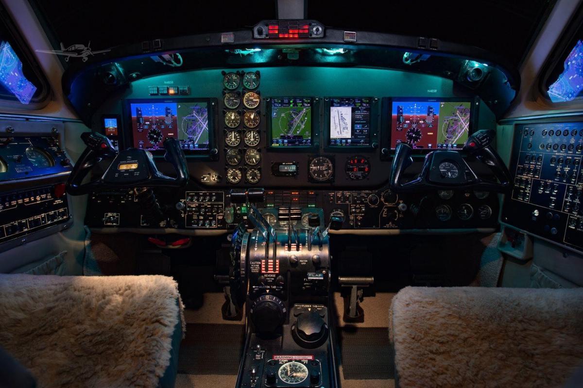 1997 BEECHCRAFT KING AIR B200 Photo 3