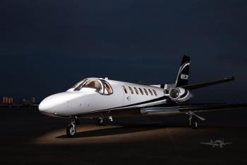 1989 CESSNA CITATION V for sale - AircraftDealer.com