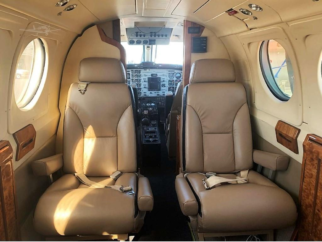1980 BEECHCRAFT KING AIR 200 Photo 3