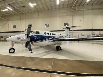 1989 BEECHCRAFT KING AIR B200 for sale - AircraftDealer.com