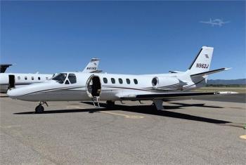 1982 CESSNA CITATION II for sale - AircraftDealer.com