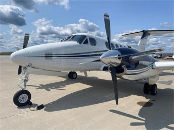 1981 BEECHCRAFT KING AIR B200 for sale - AircraftDealer.com