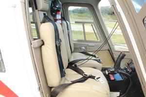 1981 Bell 206B-3 Photo 2