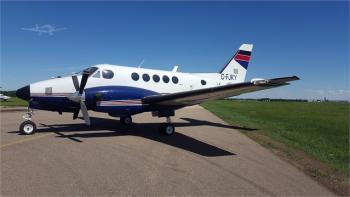 1974 BEECHCRAFT KING AIR A100 for sale - AircraftDealer.com