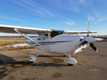 2001 CESSNA TURBO 182T SKYLANE  for sale - AircraftDealer.com