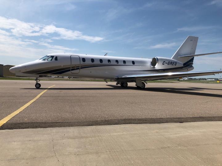 2015 Cessna Citation Sovereign 680+ Photo 3