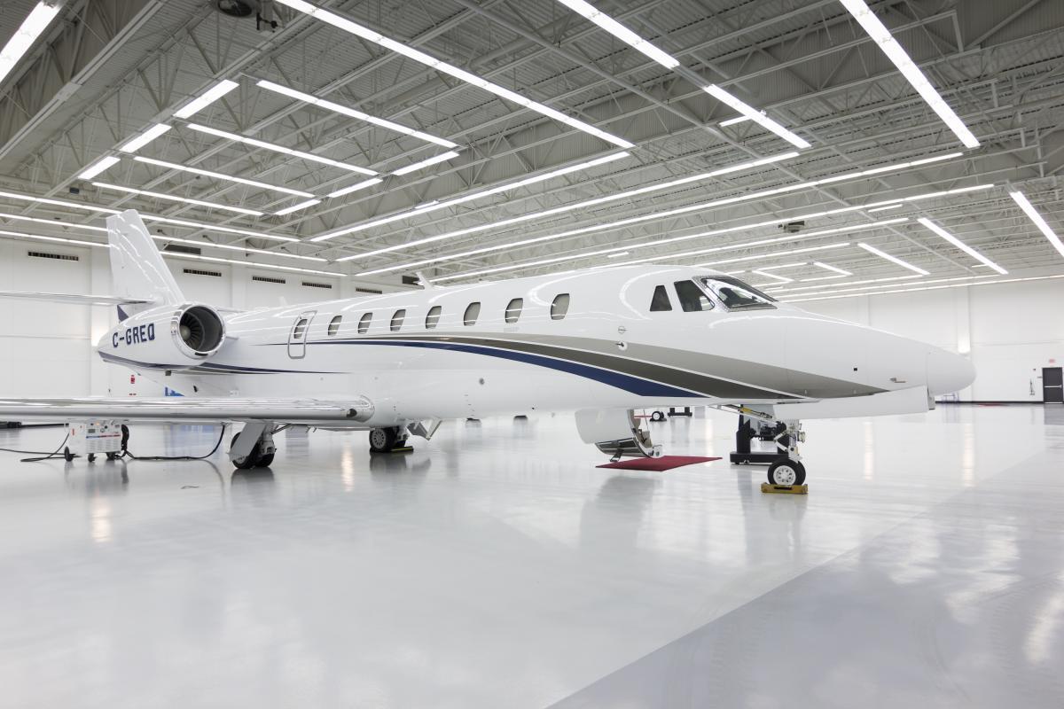 2015 Cessna Citation Sovereign 680+ Photo 4