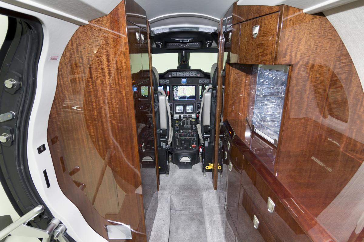 2015 Cessna Citation Sovereign 680+ Photo 5
