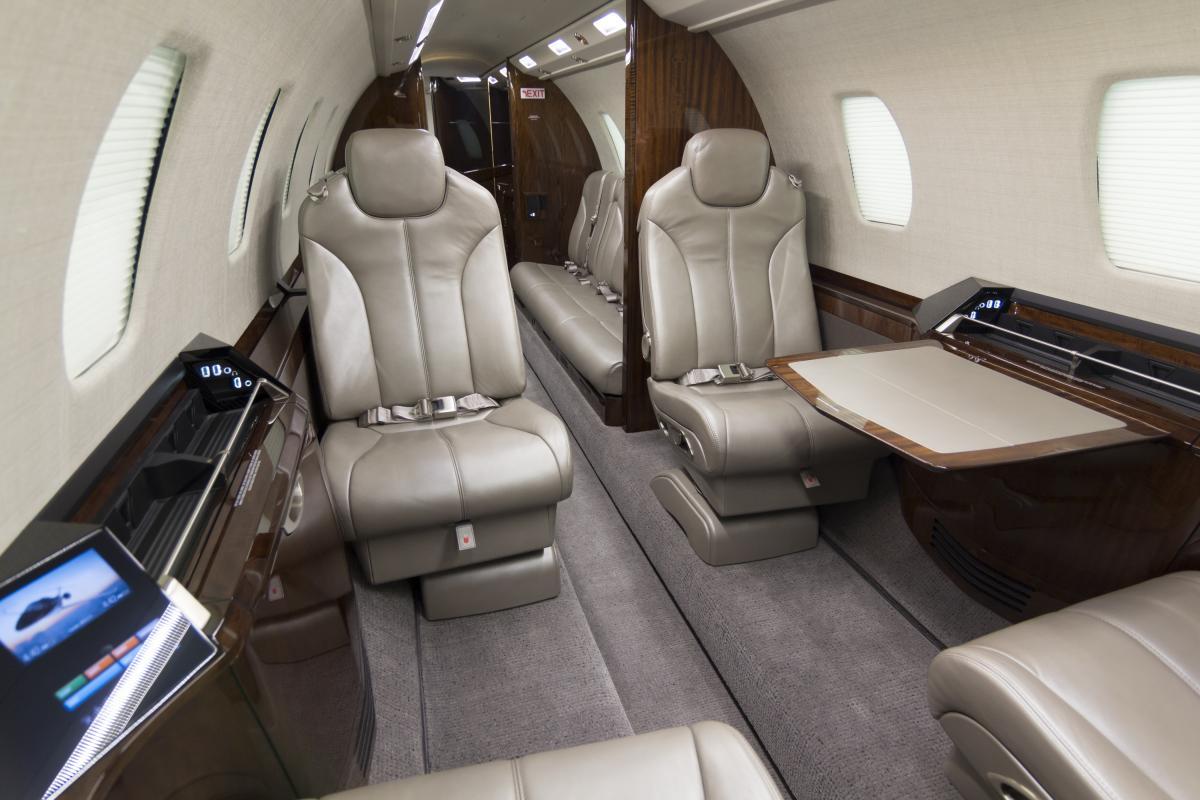 2015 Cessna Citation Sovereign 680+ Photo 2