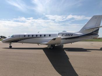 2015 Cessna Citation Sovereign 680+ for sale - AircraftDealer.com