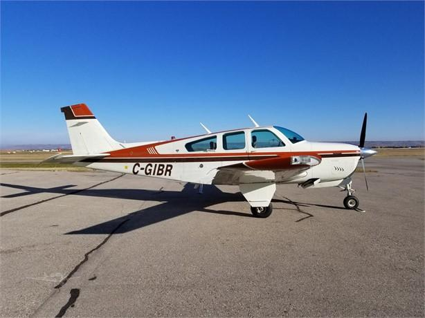 1980 BEECHCRAFT F33A BONANZA Photo 2