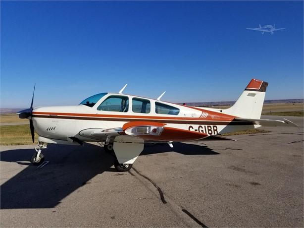 1980 BEECHCRAFT F33A BONANZA Photo 3