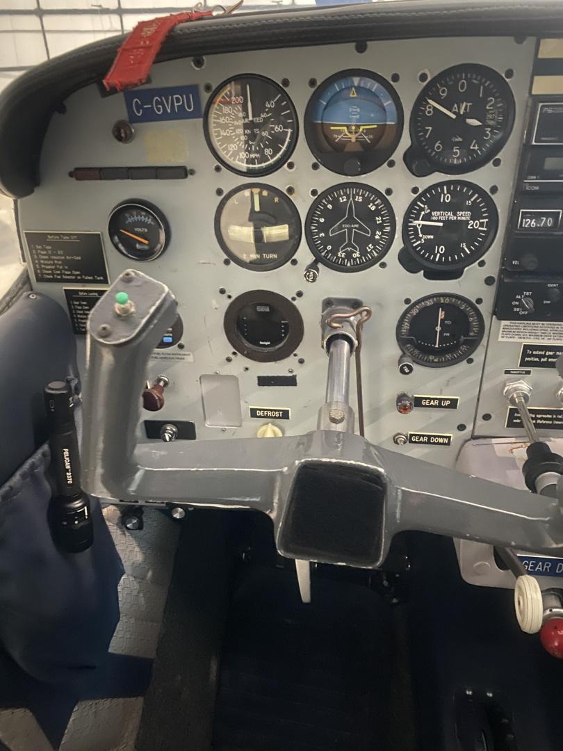 1960 Cessna 210 Photo 4