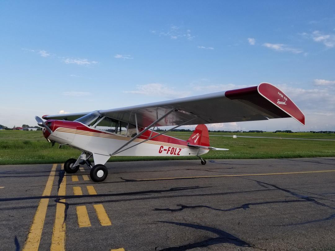 1947 Piper PA-11 Cub Photo 7