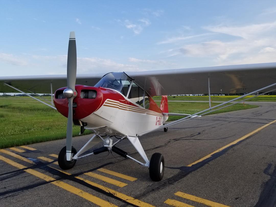 1947 Piper PA-11 Cub Photo 4