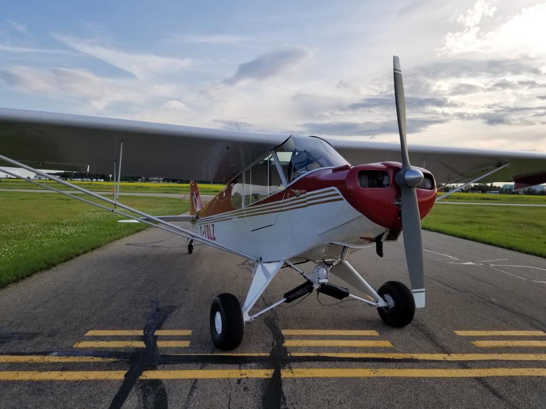 1947 Piper PA-11 Cub Photo 5