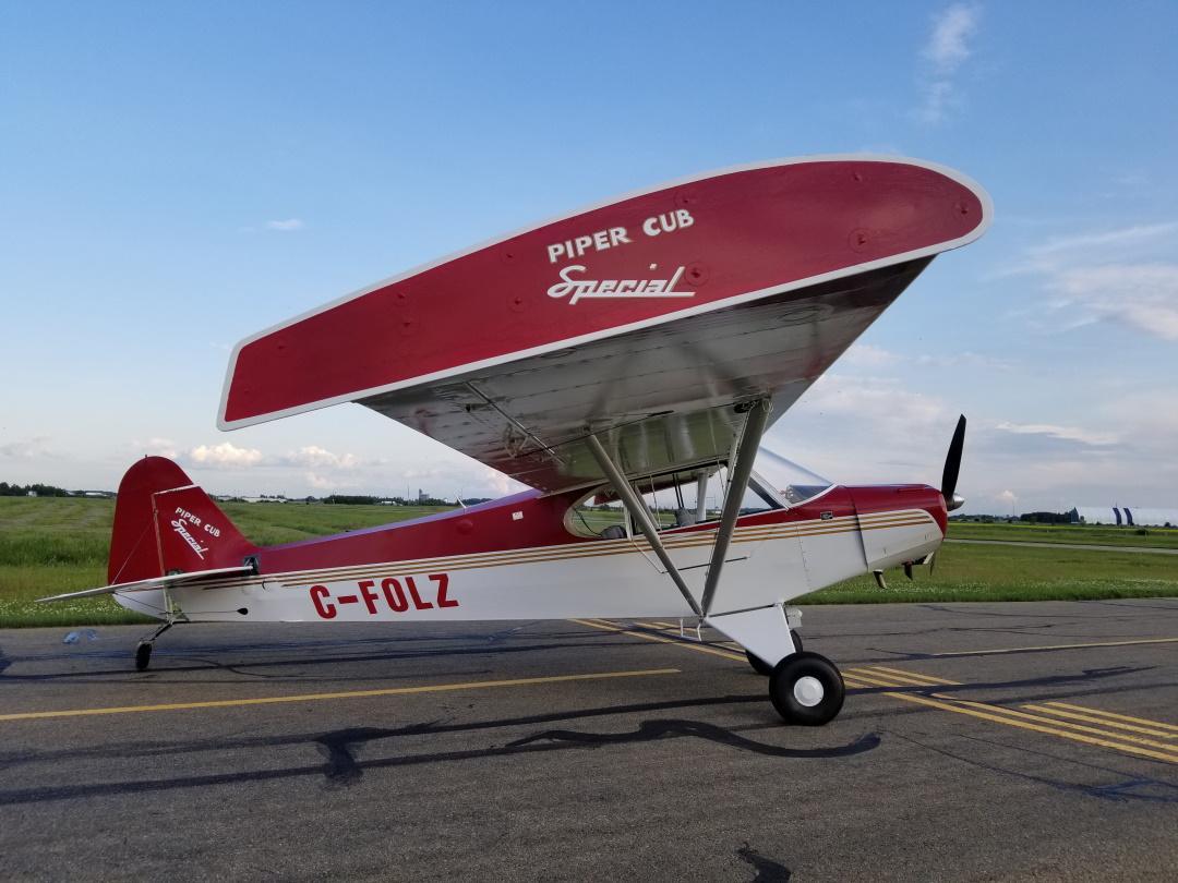 1947 Piper PA-11 Cub Photo 6