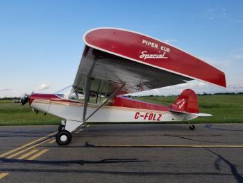 1947 Piper PA-11 Cub for sale - AircraftDealer.com