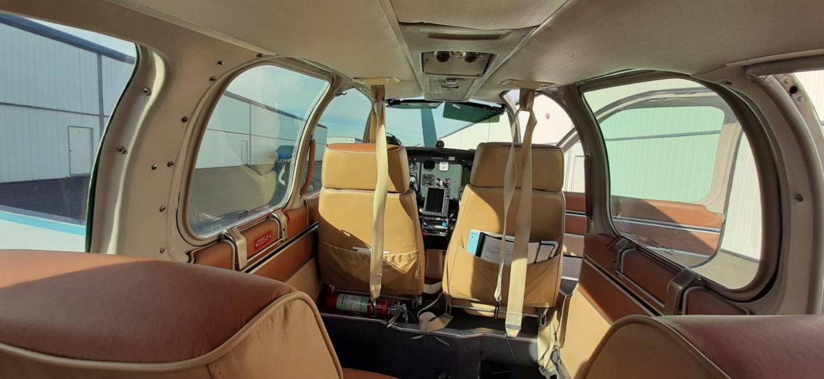 1969 Beech 36 Bonanza Photo 3