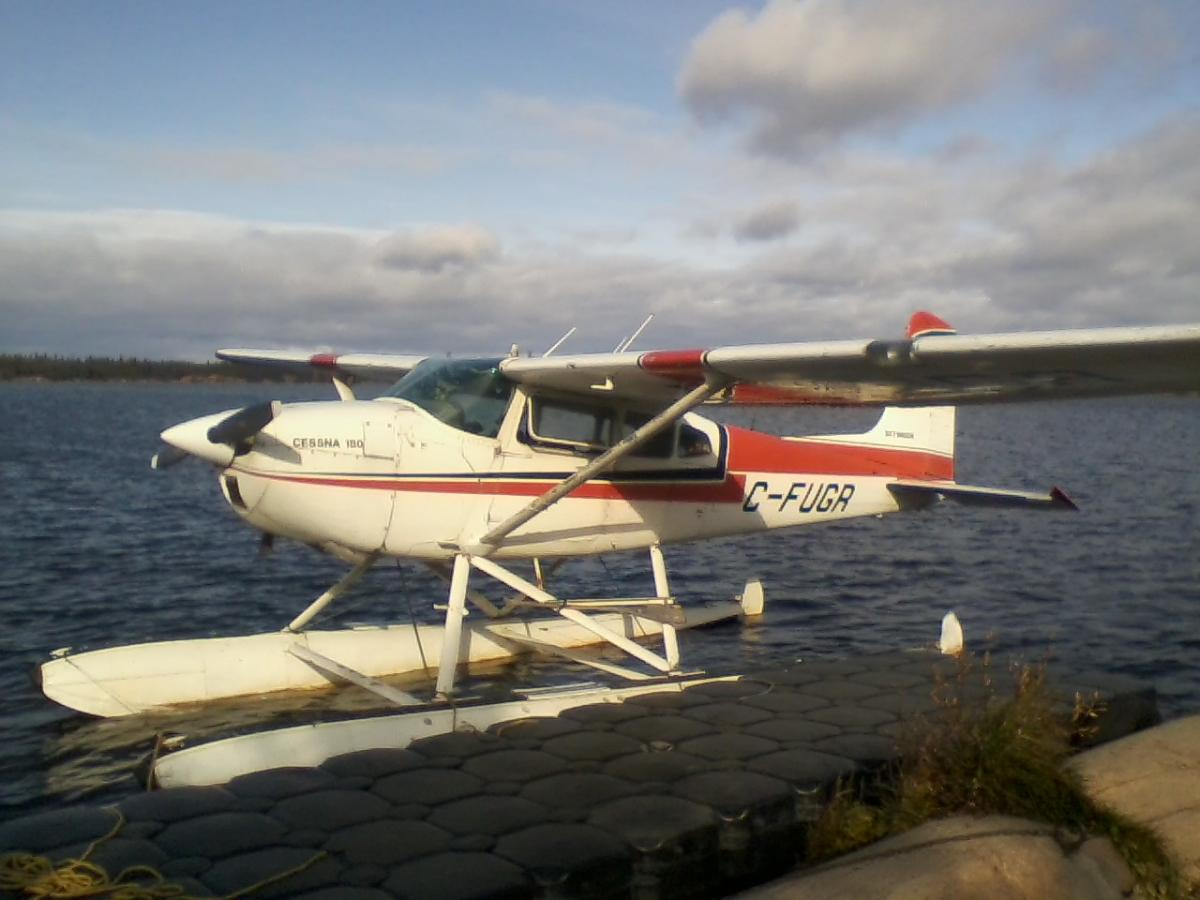 1966 Cessna 180H Photo 2
