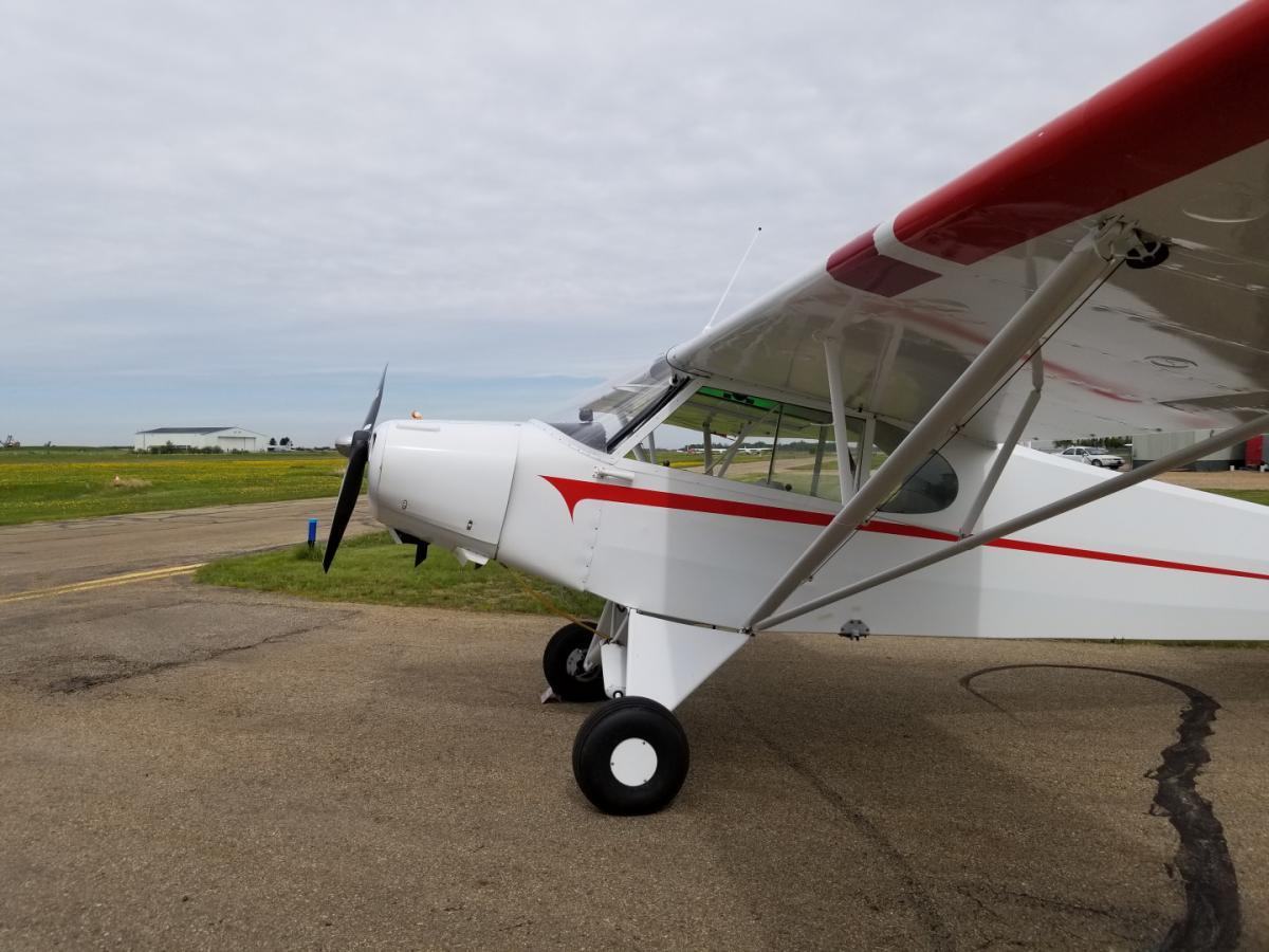 1949 Piper PA-11 Photo 4