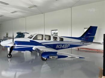 2014 BEECHCRAFT G58 BARON for sale - AircraftDealer.com