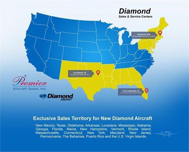 2022 DIAMOND DA40 XLT Photo 3