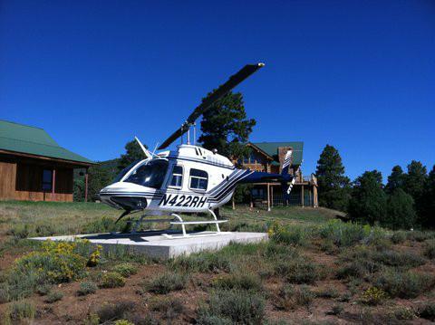 1981 Bell 206BIII - Photo 1