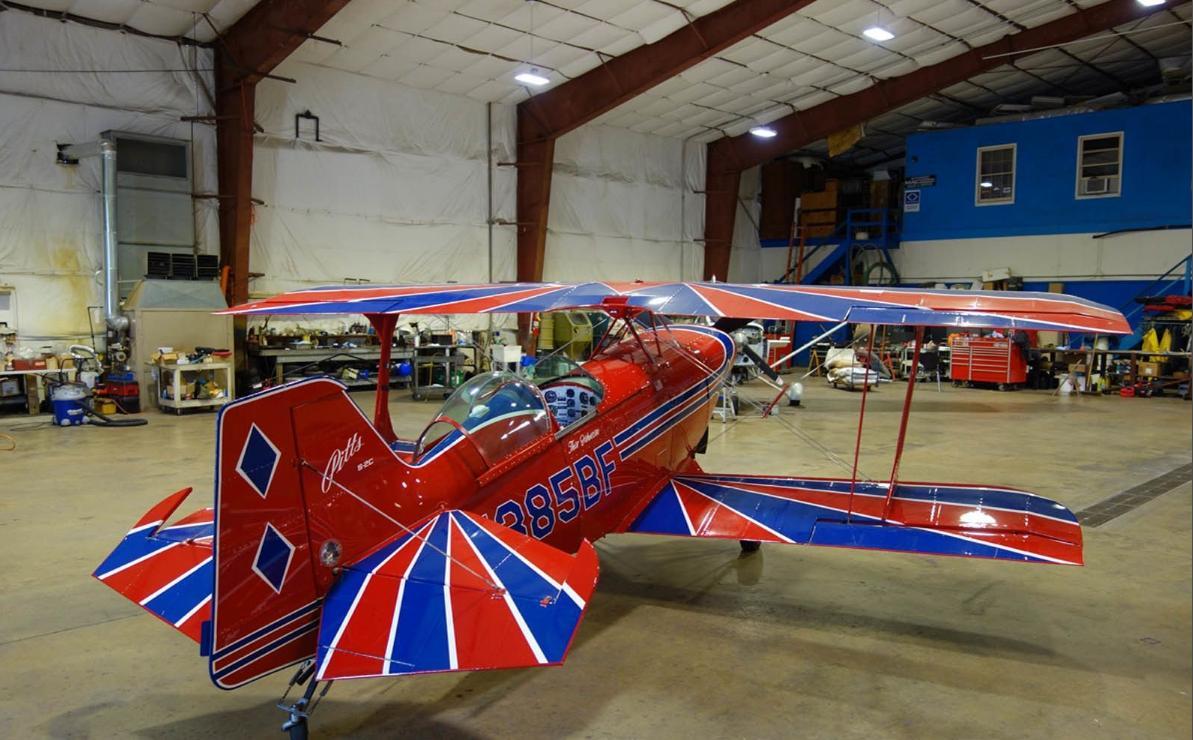 2007 PITTS S-2C Photo 7
