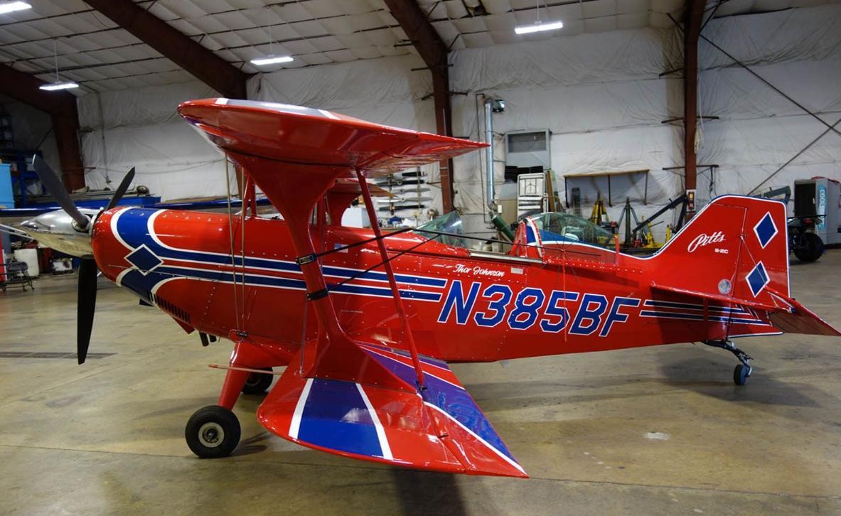 2007 PITTS S-2C Photo 4