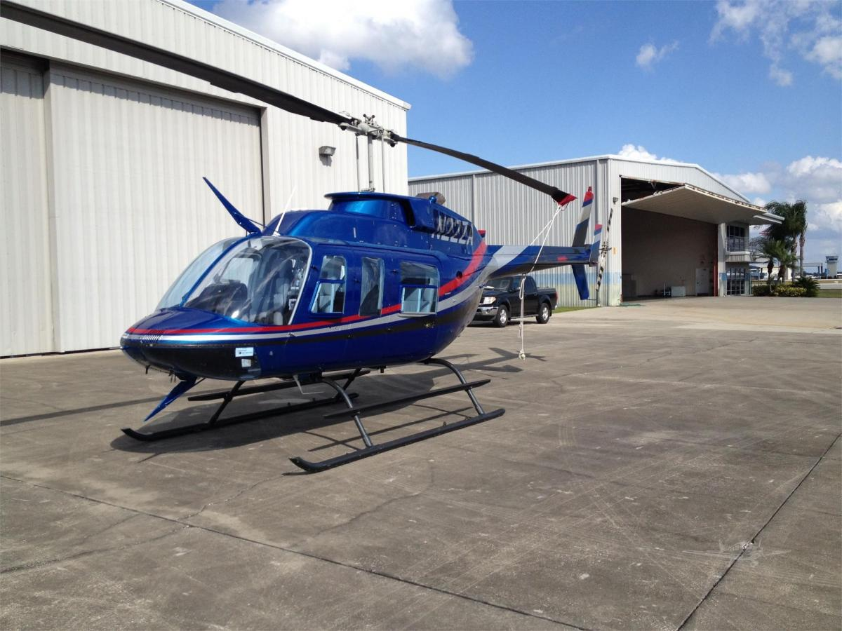1987 BELL 206L-3  - Photo 1