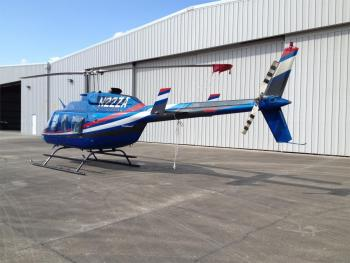 1987 BELL 206L-3  - Photo 2