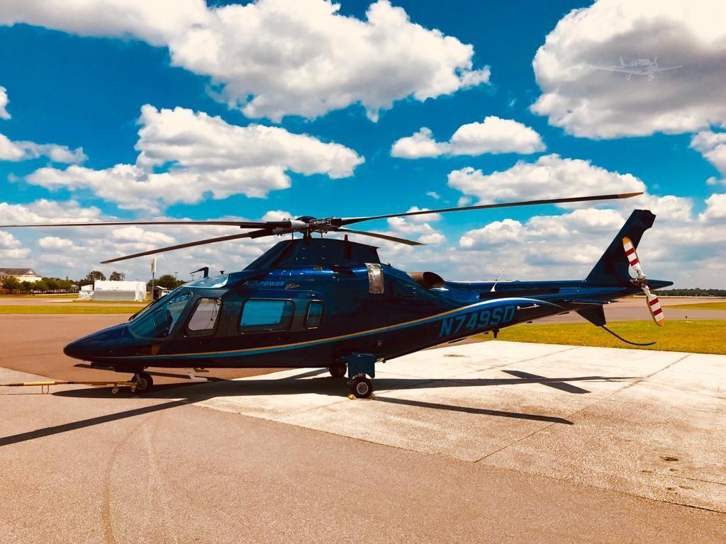 2002 AGUSTA AW109E POWER ELITE - Photo 1