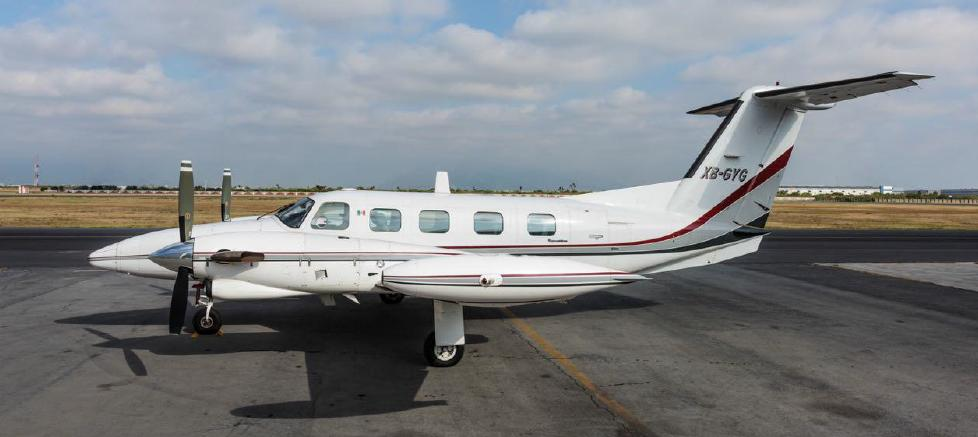 1990 PIPER CHEYENNE III A - Photo 1