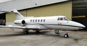 1984 HAWKER 800A for sale - AircraftDealer.com