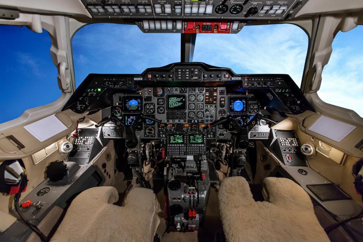 1985 Hawker 800A Photo 4